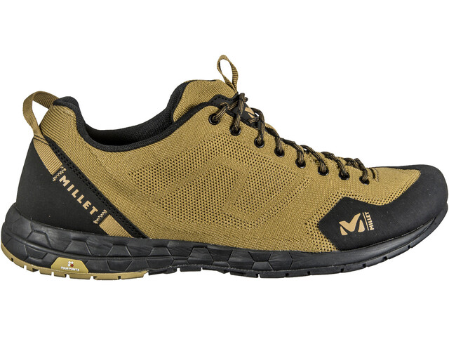 Millet Amuri Knit Chaussures Homme, olive